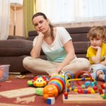 What Causes Stay at Home Mom Depression?