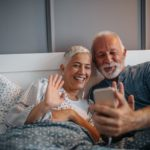 Video Chat May Reduce Depression in Older Adults